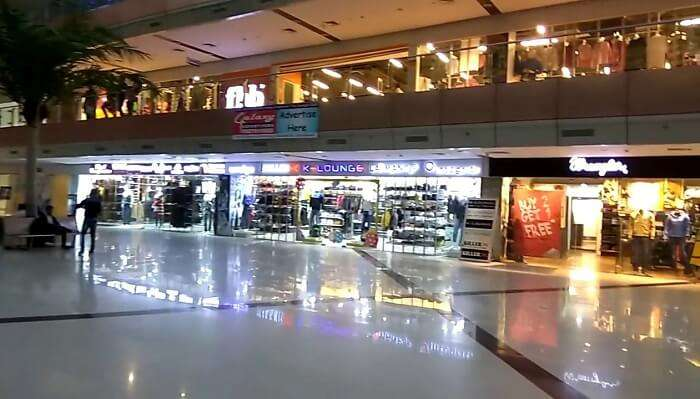 the pentagon mall haridwar