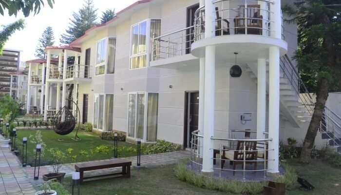 hotel property