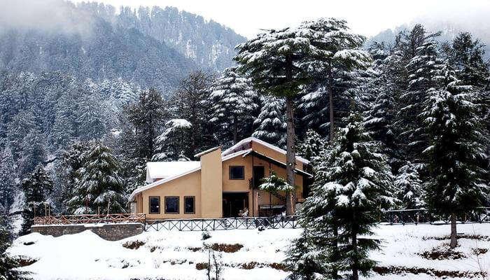 Aamod Cottage