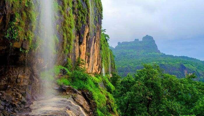Ahupe Waterfalls