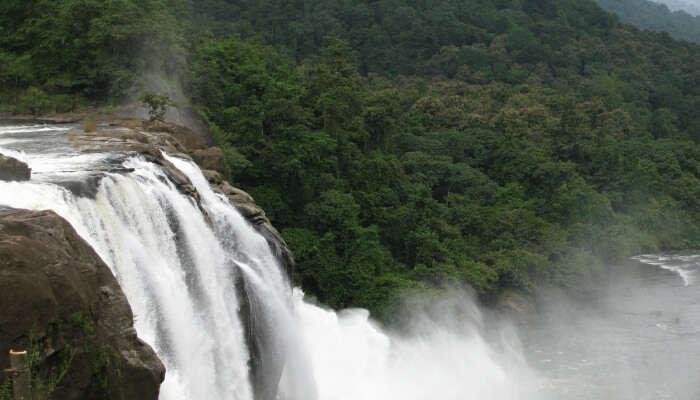 basically an extension of the very beautiful Idukki dam