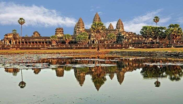 one of the top attractions in Cambodia