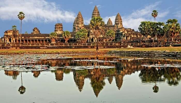 grandest temple in the world