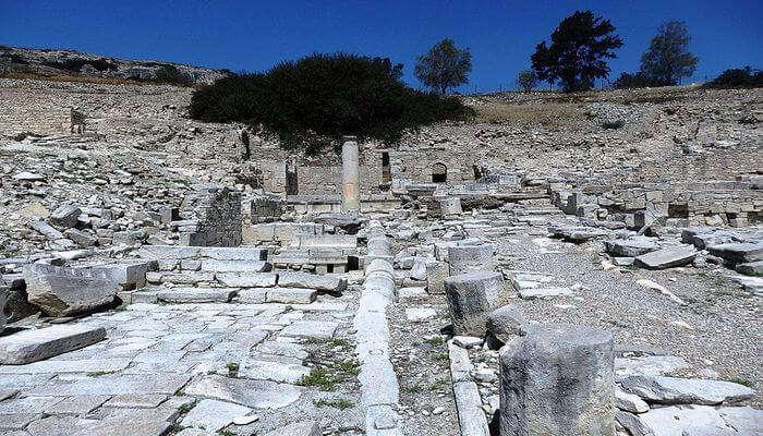 Aphrodite Cultural Route