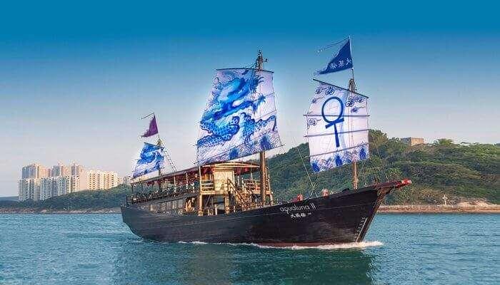 Aqua Luana Victoria Harbour Cruise