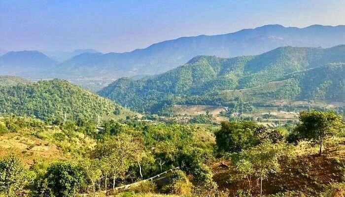 Valley boasts natural wonders