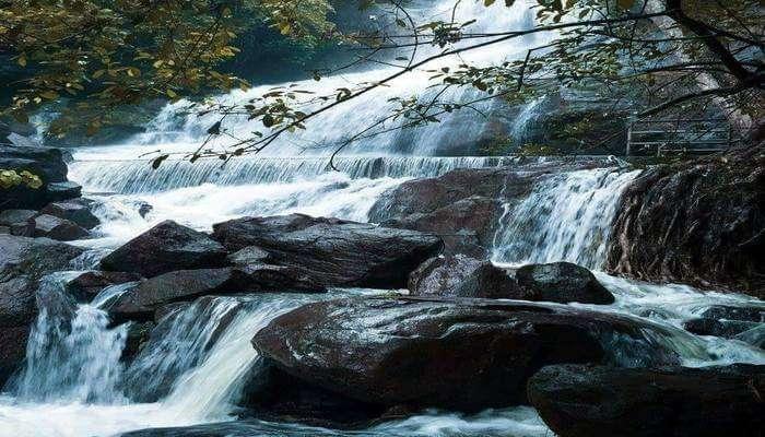 Areekkal Waterfall