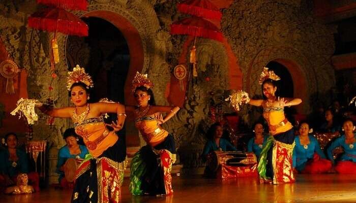 this bali art festival is awesome festival