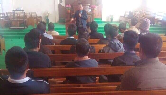 Baptist Church Of Mizoram