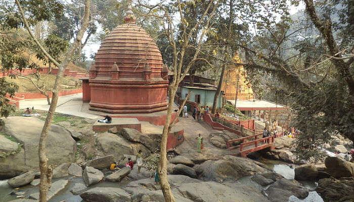 Basistha Ashram View