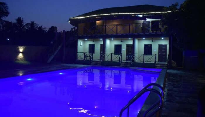 beautiful resort in vishakhapatnam