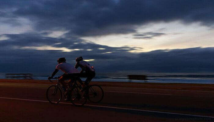 Beach & Backwater Cycling