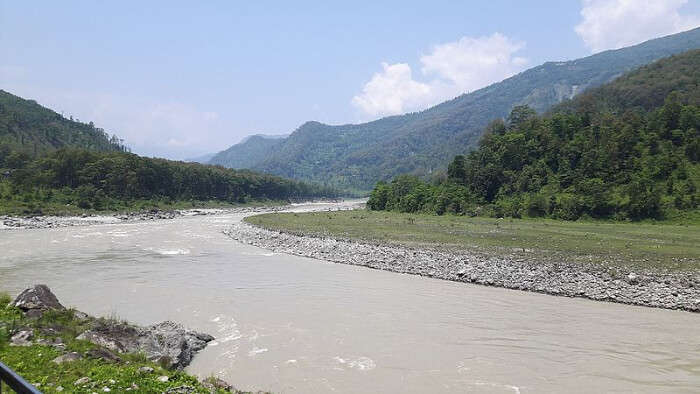 Beautiful View of Kalimpong