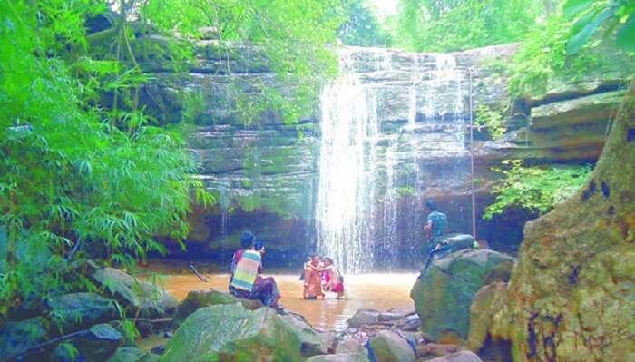 Bheemuni Paadam Waterfalls