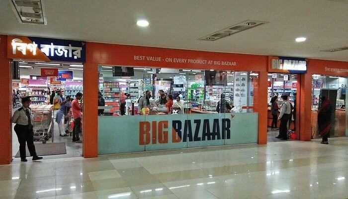 Big Bazaar Puri