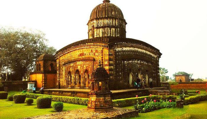 Bishnupur in West Bengal