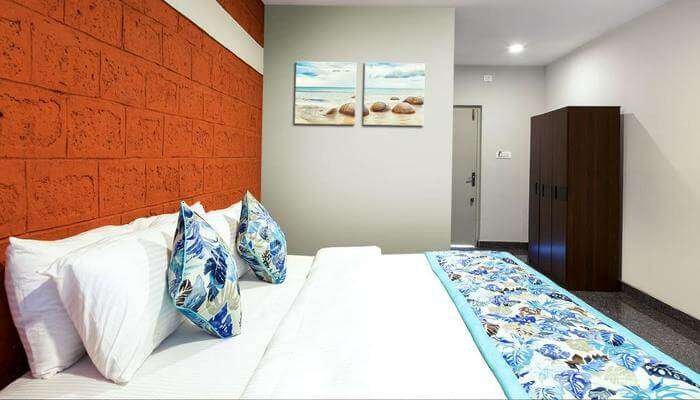 Blue Ocean Sands Hotel, Kumta