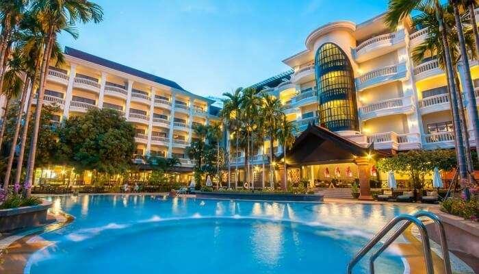 five-star hotel in Siem Reap
