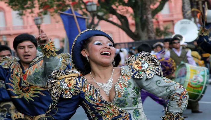 Buenos Aires Carnival