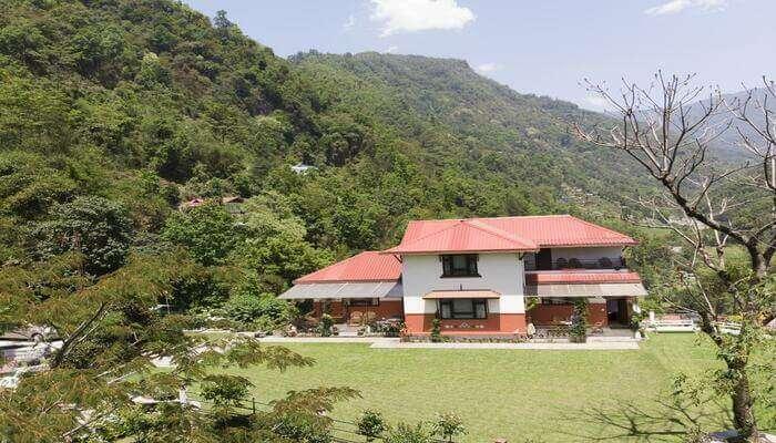 Burpeepal Cottage