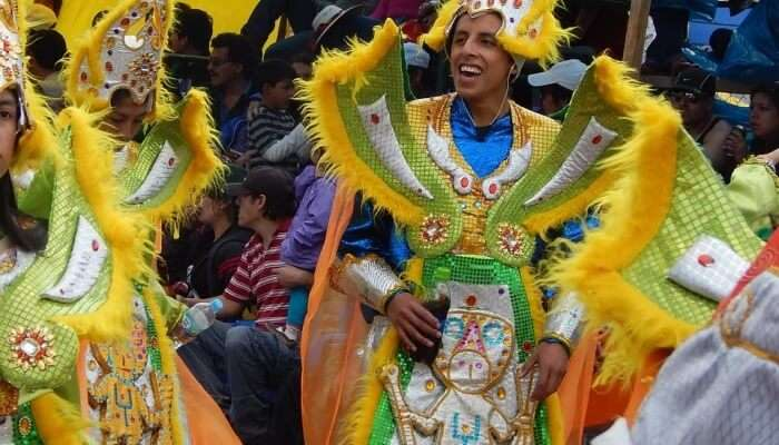 This carnival is one of the most popular Peru festivals