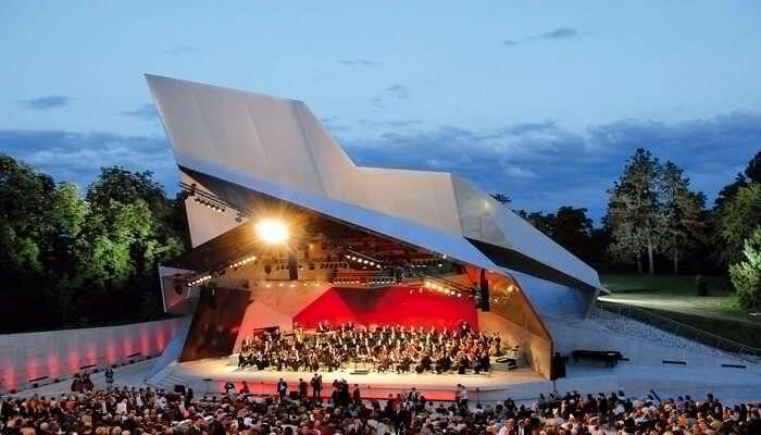 Castle Grafenegg Music Festival