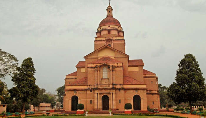Cathedral Church in Delhi