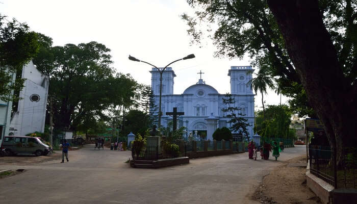 Chandan Nagar Church