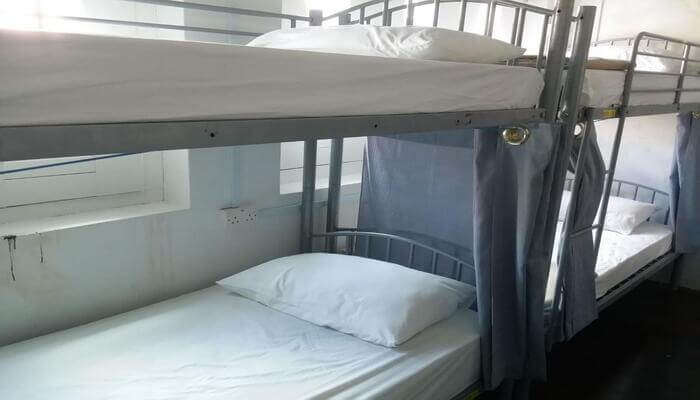 one of the top hostels in the country