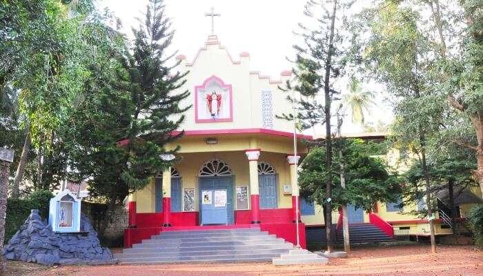 oldest churches in Calicut