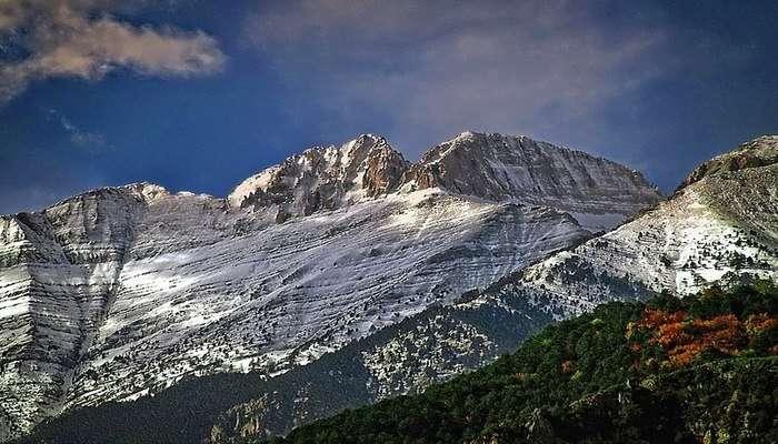 Climb Atop Mount Olympus
