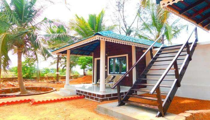Coconut Tree Resort, Gokarna
