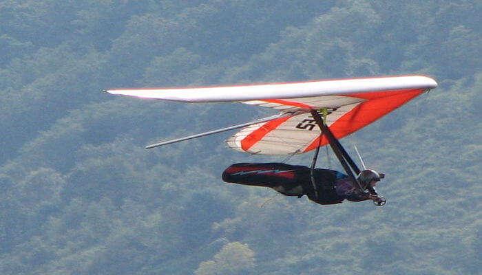 Hang Gliding View
