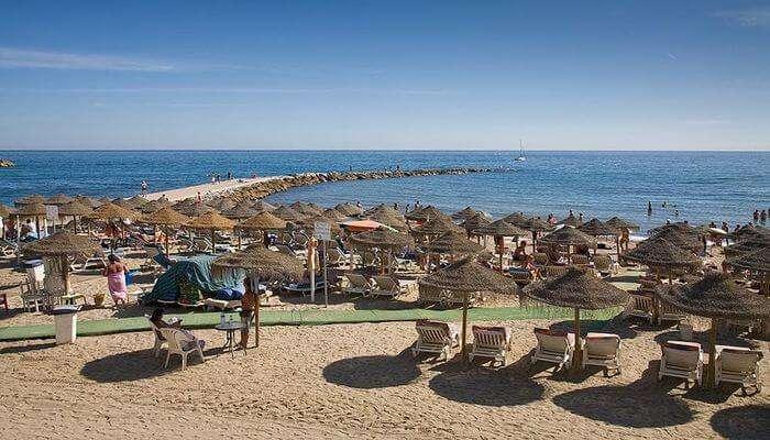 Costa Del Sol Beach