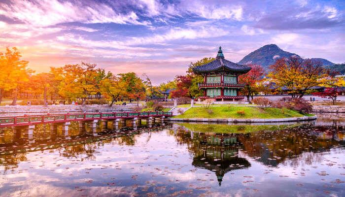 Superb South Korea In October