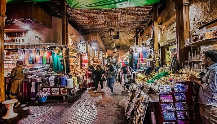 DMC Market in Daman