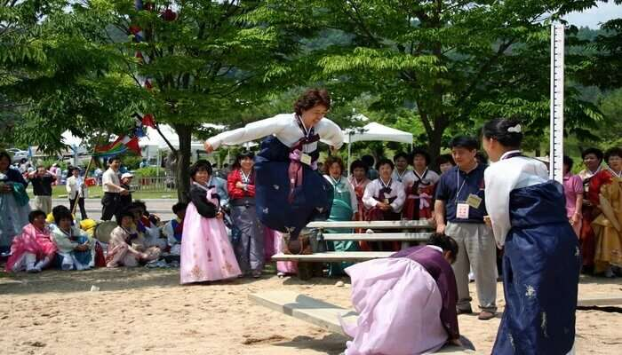 A Beautiful Korean Tradition