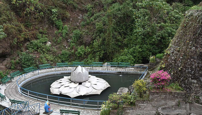Rock Garden in Darjeeling