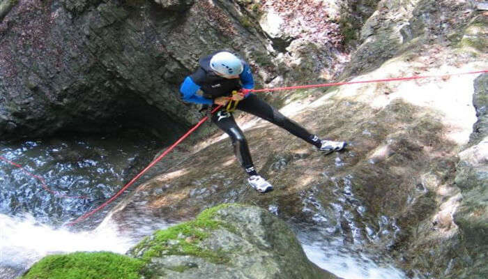 Enjoy Canyoning
