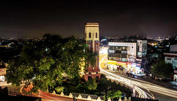 Dehradun city