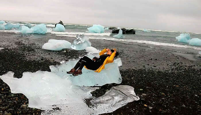 Diamond beach_Iceland