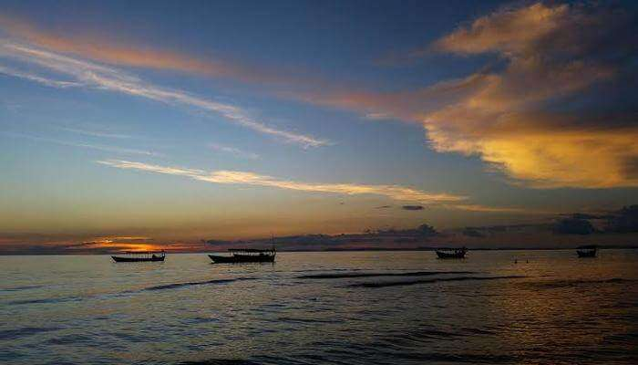 Diving Experience At Sihanoukville