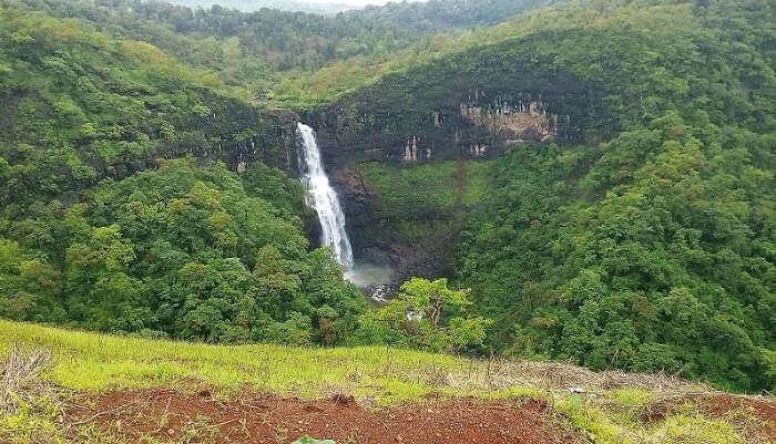 Dugarwadi Waterfall in Nashik