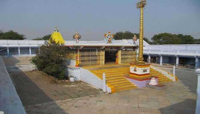 Edulabad Temple