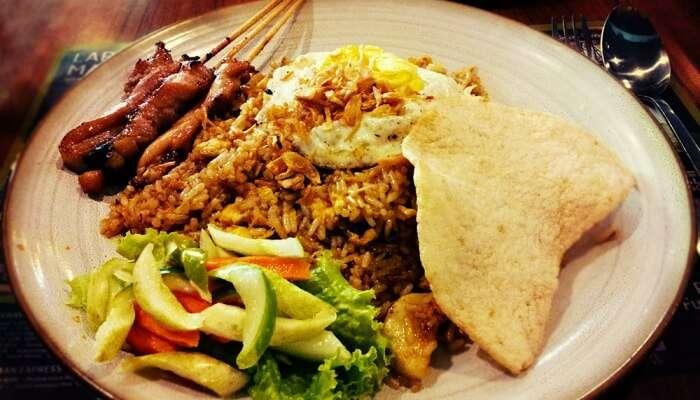 Explore Indonesian Cuisine 17th_feb