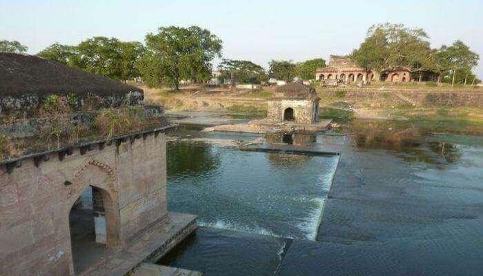 Kaliadeh Palace In Ujjain
