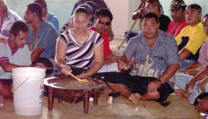 kava ceremony