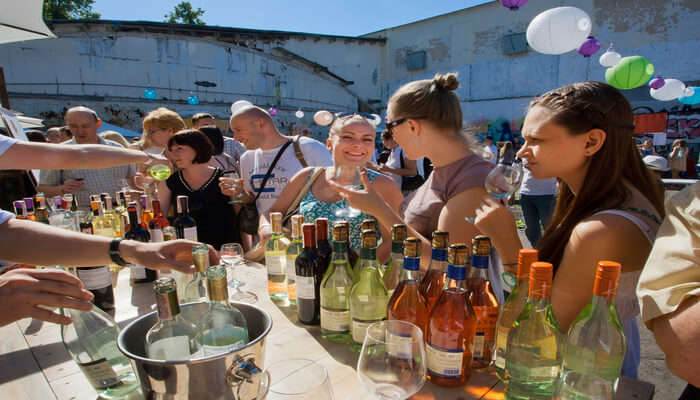 Food And Wine Festival Kyiv
