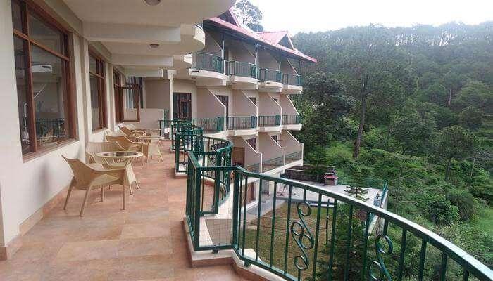 Forest Ville Resort
