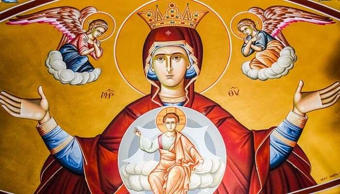 birthday of Virgin Mary